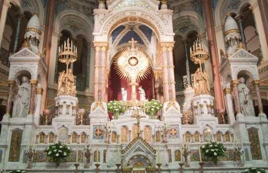 Basilique du Très Saint Sacre