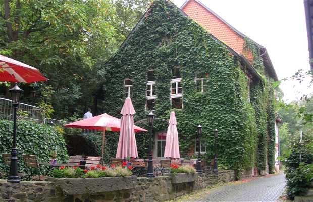 Ristorante Hotel Hohlebach-Muehle a Homberg