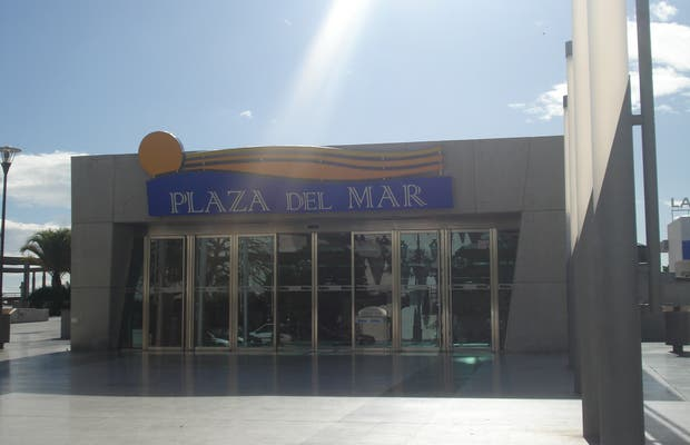 Centro de Ócio e Esporte Plaza del Mar