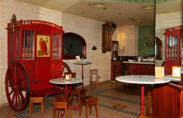 Restaurante Borago - Cerrado
