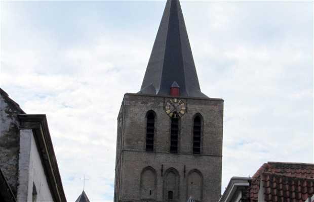 Iglesia Sint Gilliskerk o Iglesia San Gil