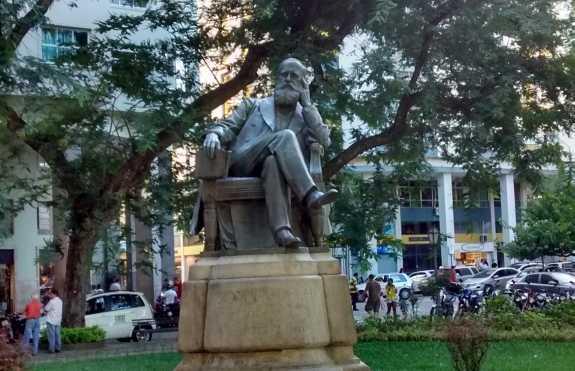 Praça Dom Pedro II