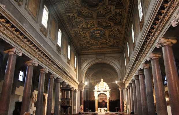 Basílica de San Crisógono