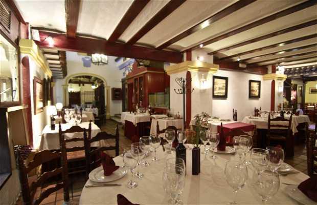 Restaurante El Fogón de Leña-Casana
