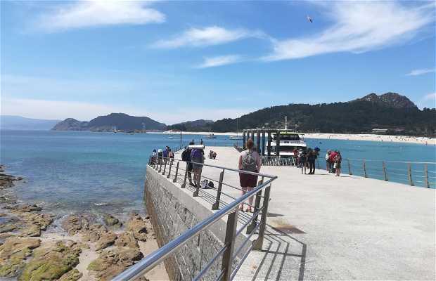 Embarcadero Punta Muxieiro