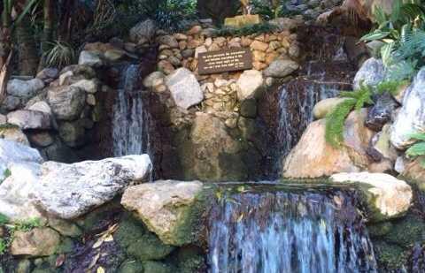 Self Realization Fellowship Lake Shrine Temple