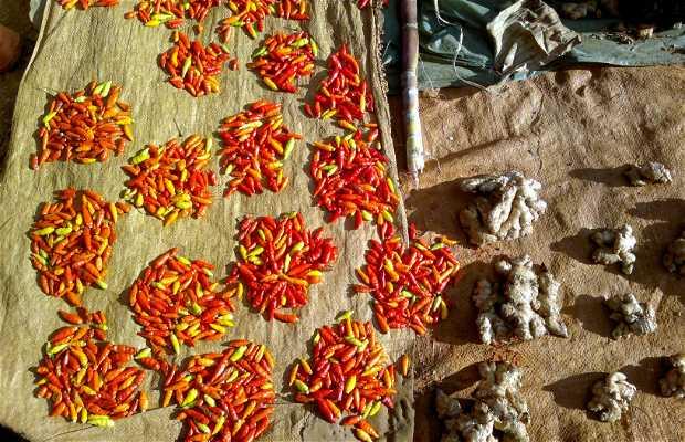 Un Mercado Etiope