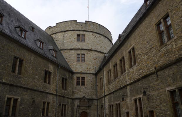 Castillos de wewelsburg
