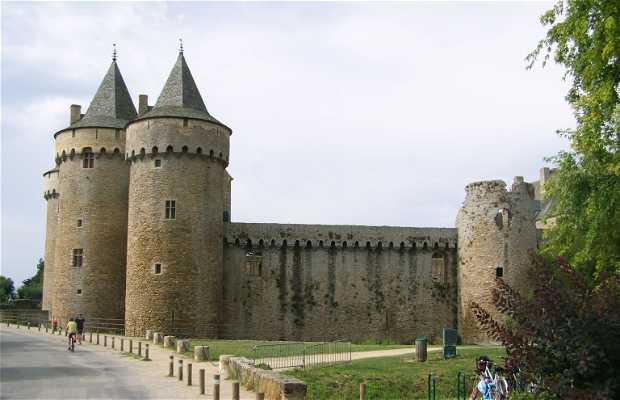 Suscinio Castle