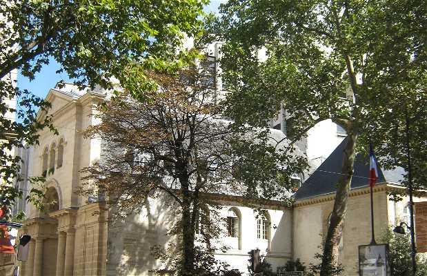 Bairro Saint-Germain-des-Prés