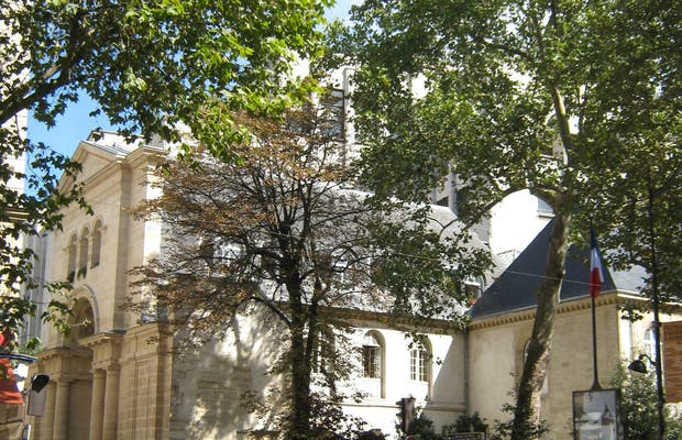 Barrio Saint-Germain-des-Prés