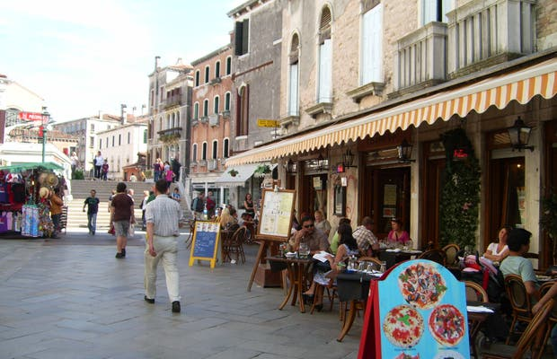 Restaurante Pizzeria Pasqualigo