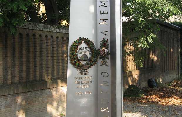 Jardin de la Mémoire