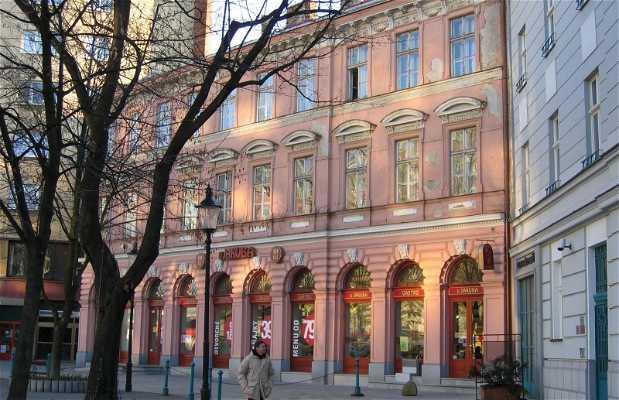 Ruas de Bratislava