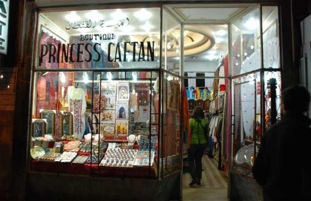 Princess Caftan a Tangeri