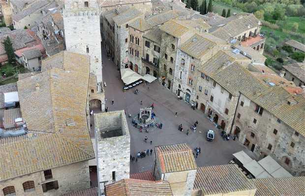 Les 14 tours de San Giminiano