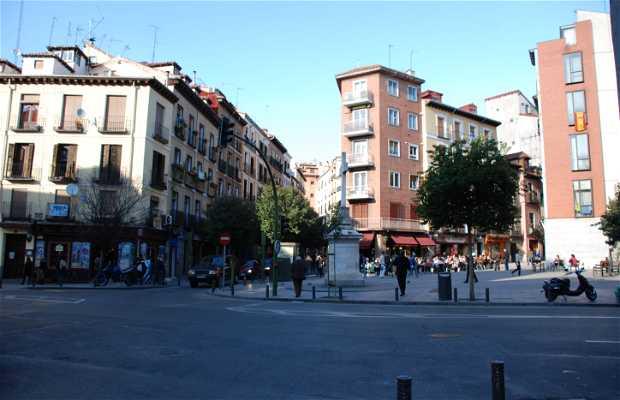 Plaza de la Puerta Cerrada