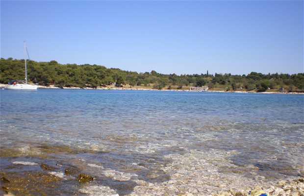Plage de Zadar