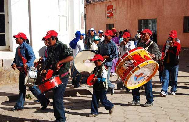 Semana Santa en la Quebrada de Humahuaca