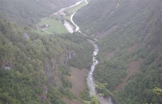 Nærøydalen or Naeroy Valley