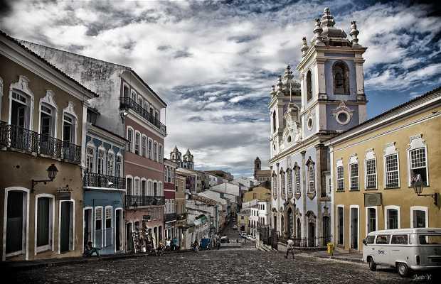 Quartier de Pelourinho