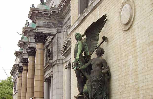 El Museo Real del Arte Antiguo