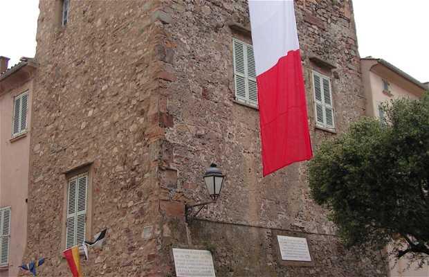Torre Guillaume e Castelo de Bailli