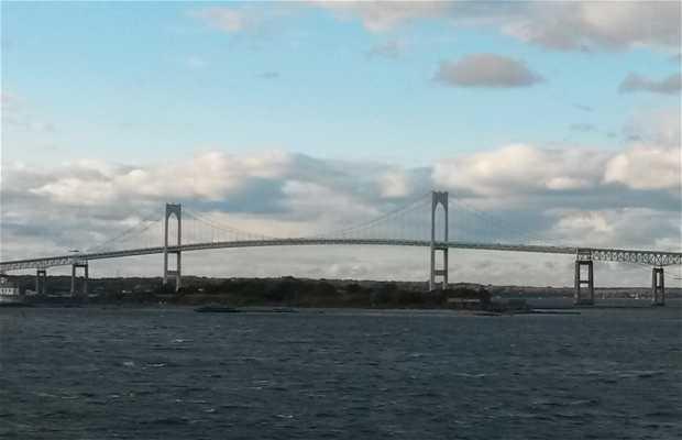 Claiborne Pell Newport Bridge