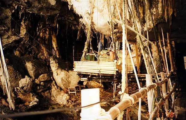 Cueva de los vikingos en Phi Phi Ley