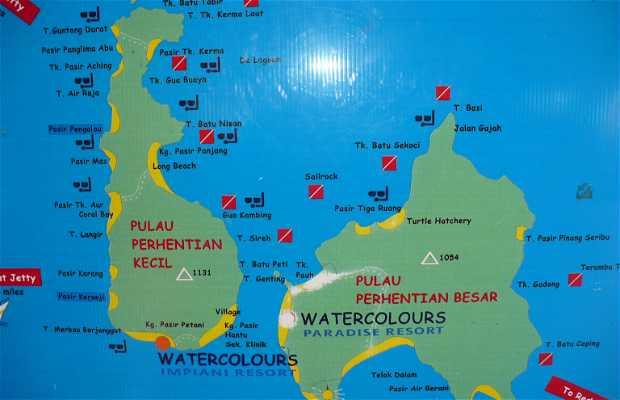 Isla de Besar