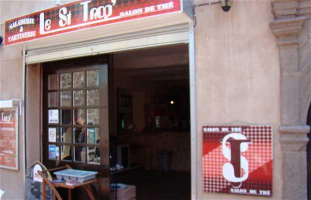 Restaurant le Saint Trop'