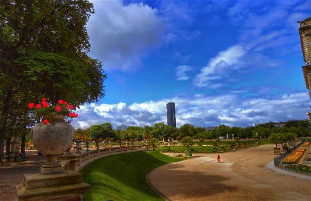 Jardín de Luxembourgo