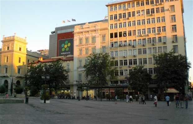 Plaza Kotzia de Atenas