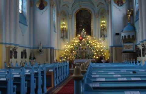 Church of Santa Isabel's Hungary