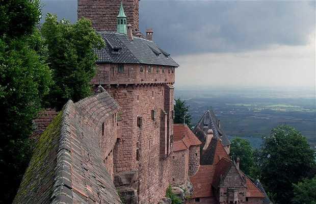 Castillo de Haut Koenigsbourg