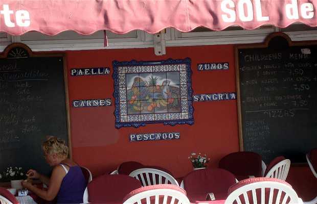 Restaurante Sol de Europa