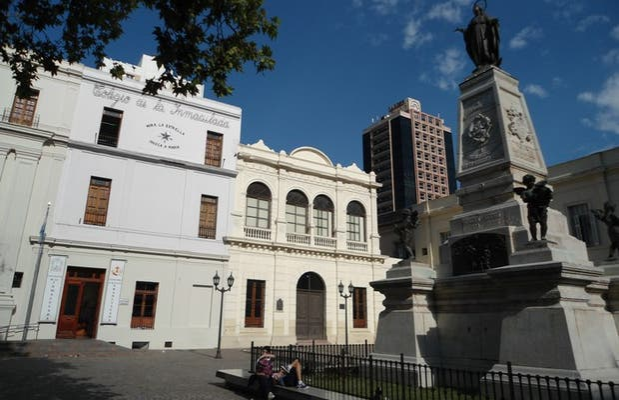 Estatua La Inmaculada