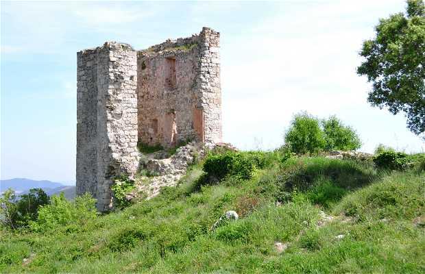 Castillo de Santa María de Miralles