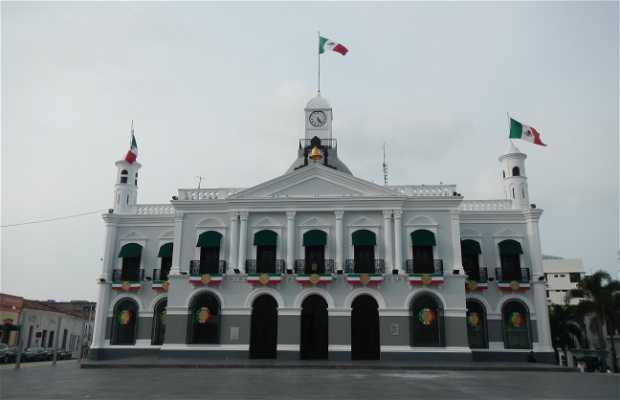 Palacio Municipal de Tabasco
