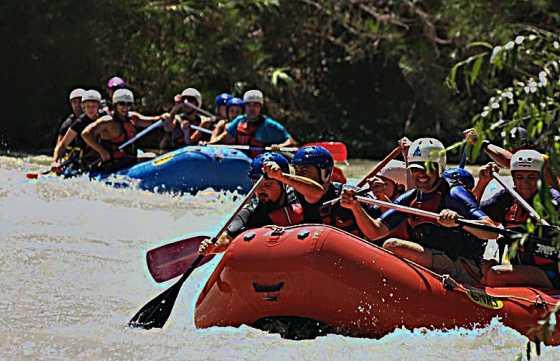 Rafting Ciudad Rodrigo
