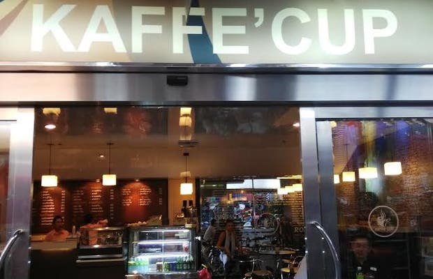 Cafeteria Kaffe´Cup