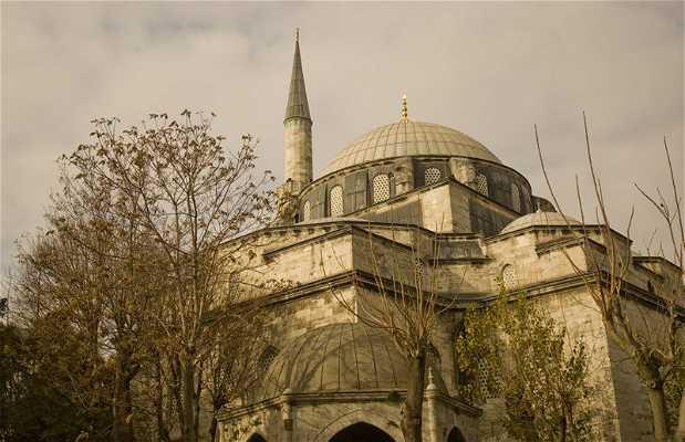 Mezquita Gazi Atik Ali Pasa