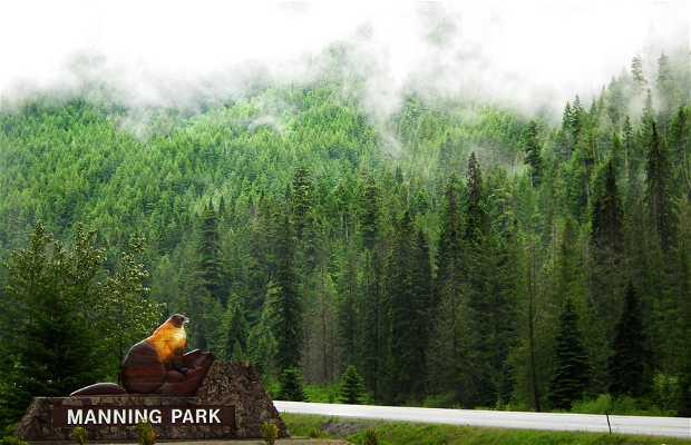Parc provincial E. C. Manning