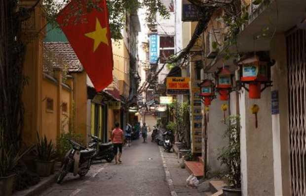 Tam Thoung street