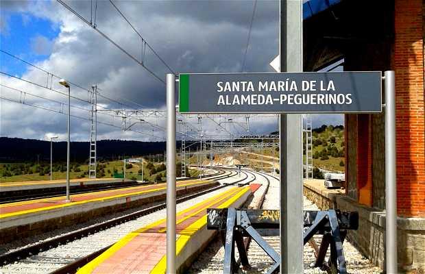Estación Santa Maria de la Alameda