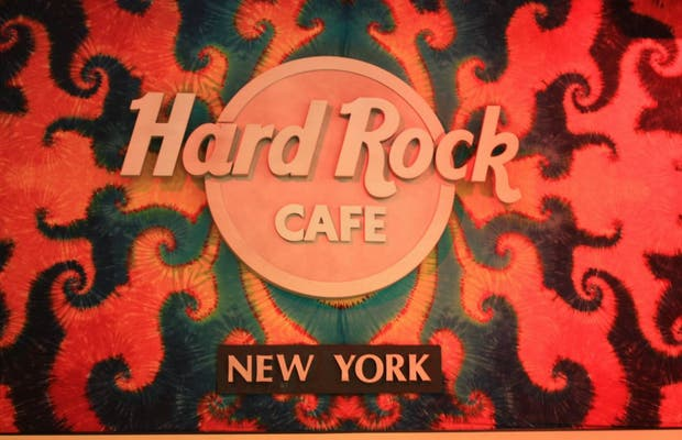 Hard Rock Café (Nueva York)