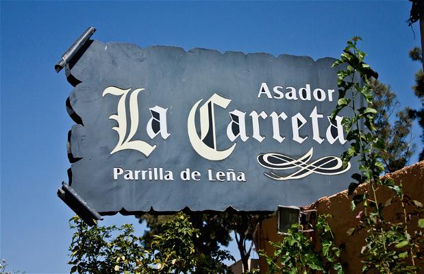 Asador La Carreta