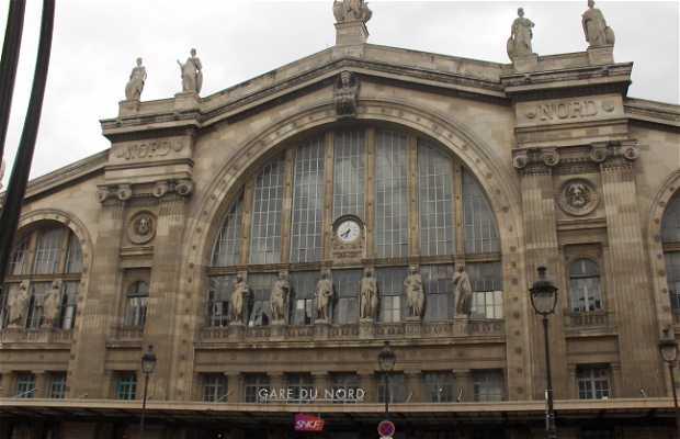 Gare de Paris Nord - Stazione ferroviaria