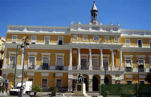 Palazzo Municipale a Badajoz