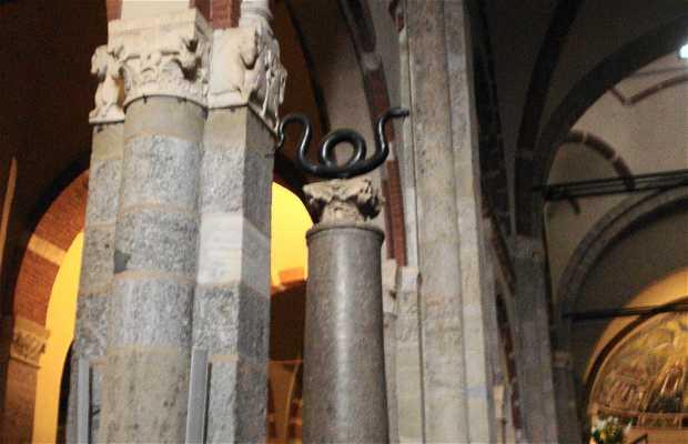 Eglise de Saint Ambroise